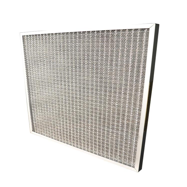 除油烟过滤网(菱形铝网)